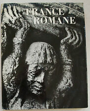 France Romane  G HUBERT éd Ides et Calendes 1957