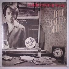 CHRISTOPHER WARD: Time Stands Still LP (Canada, shrink) Rock & Pop