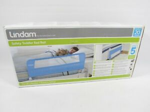 Lindam Easy Fit Bed Guard Baby Bed Fence child Care Barrier Children Guardrail