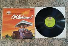 RODGERS AND HAMMERSTEIN'S OKLAHOMA, CAPITOL RECORDS, GATEFOLD LP, 1955