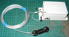 Lw-10-dx Hf 40 -6 M Multibanda largo Cable de antena / Antena Para Icom Kenwood Yaesu