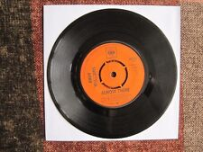 "ANDY WILLIAMS - ALMOST THERE - 7"" 45 rpm vinyl record"