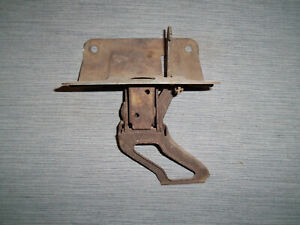 1965 Chevy II Nova Hood Latch Release Lever Assembly OEM