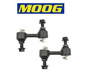 2PCS MOOG FRONT Sway Bar Link's For INFINITI QX-56, QX-80/ NISSAN ARMADA, TITAN