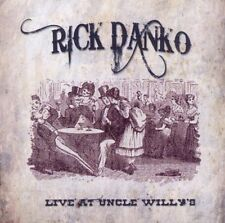 Rick Danko-Live at uncle willy's 1989, CD NEUF