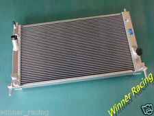 FORD FOCUS MK2 RS305 RS350 ST225;VOLVO S40/S50 2.5L TURBO MT ALLOY RADIATOR 40MM