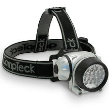 18 White LED Headlamp Head Torch Camping Hiking Water Resistant Flashlight Lamp