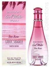 Treehouse: Davidoff Cool Water Sea Rose Exotic Summer EDT Perfume Women 100ml