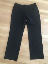 Eileen Fisher ~ Black ~ Pants ~ Classic ~ Medium ~ Rayon Blend