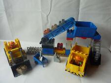 LEGO Duplo kleine Baustelle Set 4987 - Förderband, Lader, Kipper -komplett & TOP