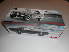 GMP Custom 1968 Ford Mustang GT Fastback Black 1:24 Scale Diecast #86 of 350 !!!