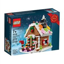 Lego 40139 Limited Edition GingerBread House Holiday Christmas Set New Sealed