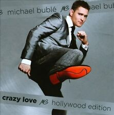 MICHAEL BUBL' - CRAZY LOVE [HOLLYWOOD EDITION] NEW CD