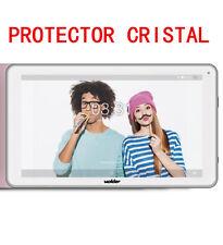 """PROTECTOR PANTALLA CRISTAL TABLET WOLDER miTab One 10,1""""  VIDRIO TEMPLADO"""