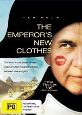 The Emperor's New Clothes (DVD, Region 4) Ian Holm - Brand New, Sealed