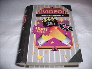 Video Home Entertainment Tin Music Box - The Entertainer
