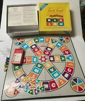 Trivial Pursuit Jr Junior 2nd Edition Ed Board Game 1991 Trivia Kids Complete