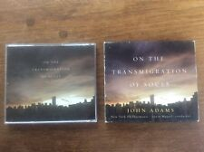 On the Transmigration of Souls John Adams New York Philharmonic Classical CD