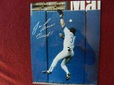 JOSE CANSECO SIGNED 8x10 PHOTO BASEBALL OFF THE HEAD ONLY 3 LEFT  FREE SHIPPING