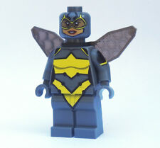 Custom - Bumblebee - Young Justice DC Super heroes minifigures on lego bricks