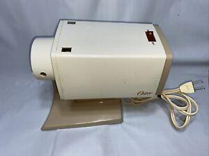 Vintage.Working.Oster Model 480 Series Food Grinder.Made in Japan.340watts.120V