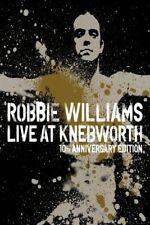 ROBBIE WILLIAMS - LIVE AT KNEBWORTH 10TH ANNIVERSARY  BLU-RAY  POP  NEU