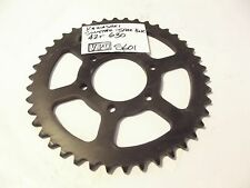 Kawasaki Steel REAR SPROCKET Sunstar 42-T 630 KZ1000 ZX750 GPz Turbo ZX1100 etc