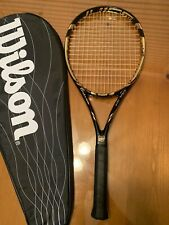 Wilson Juice 100s - 100th Aniversary Model Limited Edition Grip Size 4 3/8