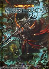 Storm Of Magic. Hardback.  kings of war / warhammer fantasy