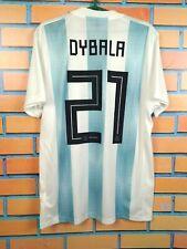 Dybala Argentina Jersey 2018 2019 Home M Shirt Adidas Football Soccer BQ9324