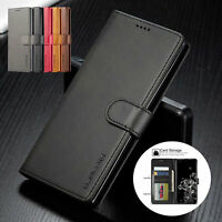For Samsung Galaxy S20 FE 5G Luxury Magnetic Flip Leather Card Wallet Case Cover