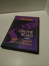 Rich Dad's Roads to Riches On The Road with Robert T. Kiyosaki and Roos DVD VG