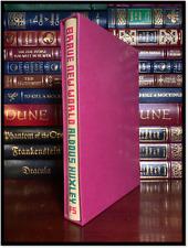 Brave New World by Aldous Huxley Folio Society Brand New Sealed Gift Hardback