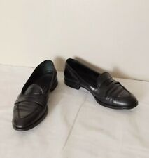 Tod's Smart Classic Black Loafer Shoes Slip On UK 4 EU 36