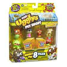 The Ugglys Pet Shop Toy Figure (8-Pack) .