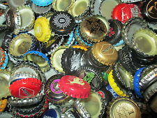 500 Beer Bottle Caps - No Dents.  (FREE SHIPPING)