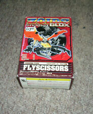 Zoids Blox BZ-005 FLYSCISSORS CHIMERA TYPE Action Figure NEW! Tomy 2002 1/72