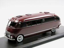 Autocult 1939 Johnson Wax House Car Motorhome Brooks Stevens Wohnmobil 1/43