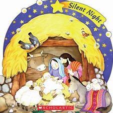NEW - Silent Night: Nativity Board Book