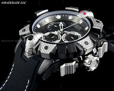INVICTA Reserve Mens 52mm Venom Viper Swiss Gunmetal Two-Tone Stainless St Watch