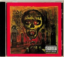 SLAYER - Seasons In The Abyss CD (1990 Album Reissue)