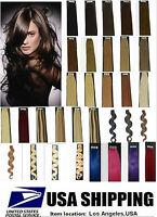 """16""""18""""20""""22"""" Straight Or Wavy Remy A Or AAA Tape Human Hair Extensions 50G 20PCS"""