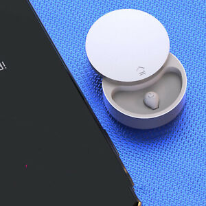 13mm Jhor Mini Earphone Wireless Bluetooth Call In-Ear Invisible Earphone Part