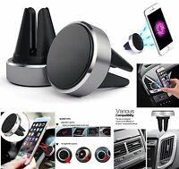 Universal Magnetic Car Air Vent Holder Stand Mount For Various Mobile Phones :M1
