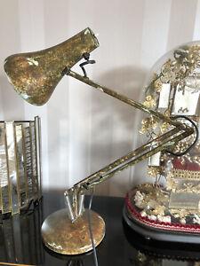 Vintage Genuine circa 1960s Herbert Terry 90 Anglepoise Lamp