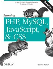Learning Php MySql JavaScript and Css A Step-by-Step Guide to Cre