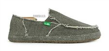 Sanuk Rounder Brown Shoes Mens Size 9 *New*