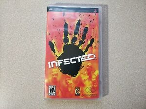 Infected PSP Complete with manual (Sony PSP, 2005) Horror