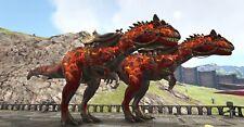 X-Allo Breeding Pair Ark Survival Evolved Xbox Pve Unlevelled Allosaurus