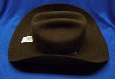 Cavender's Premium Wool XXX Cowboy Hat Cattleman Crease Size 55 - 6 7/8 No Band